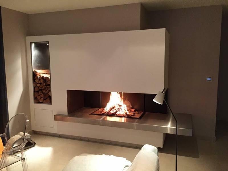 foyers de chemin e 3 faces 3 faces fireplace. Black Bedroom Furniture Sets. Home Design Ideas